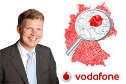 Vodafone LTE Ausbau